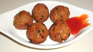 Chicken Rice Kabab Recipe