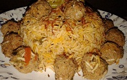How to Make Moti Pulao Recipe