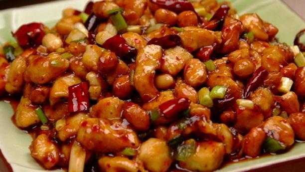 KUNG PAO CHICKEN CHINESE