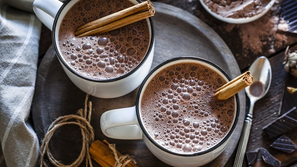 Almond Hot Cocoa