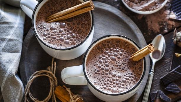 Almond Hot Cocoa