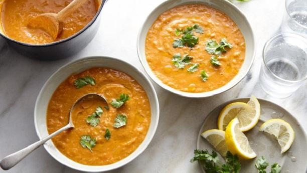 Arab Pureed Lentil Soup