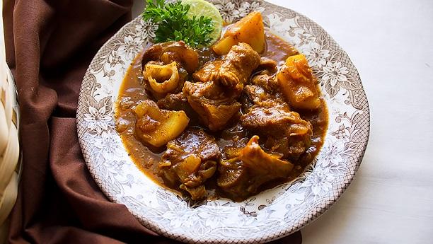 Arabic Lamb Stew