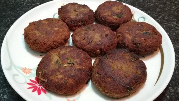 Bhopali kabab