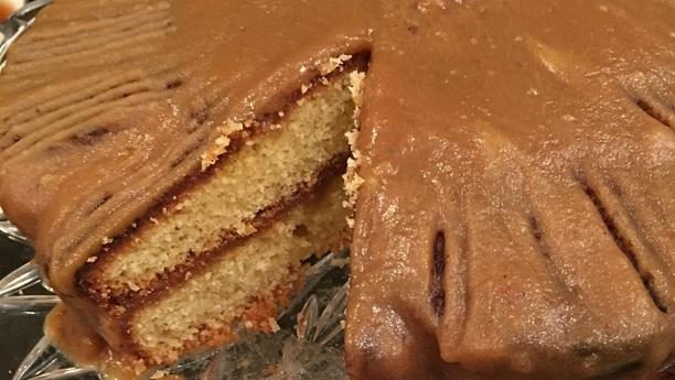 Bombay Cake