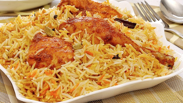 Bombay Chicken Biryani