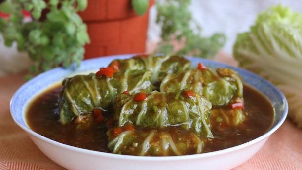 Cabbage Roll Gravy
