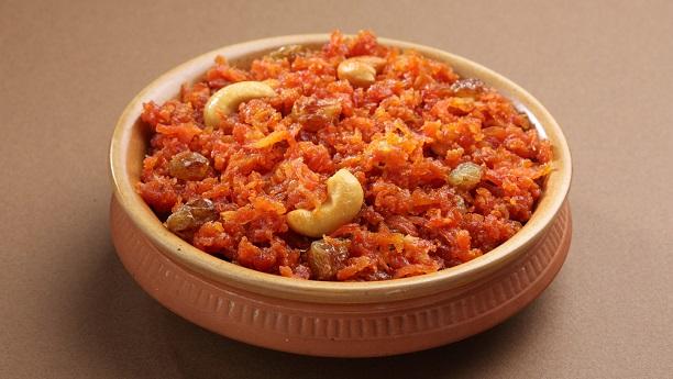 Carrot Sweet (Gajjar Ka Halwa)