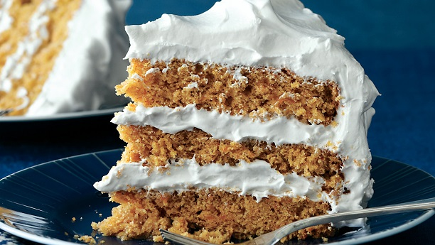 Carrot Vanilla Cake
