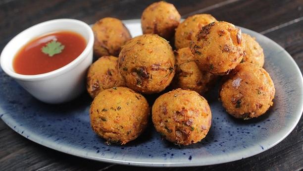 Chawal Cheese Pakora