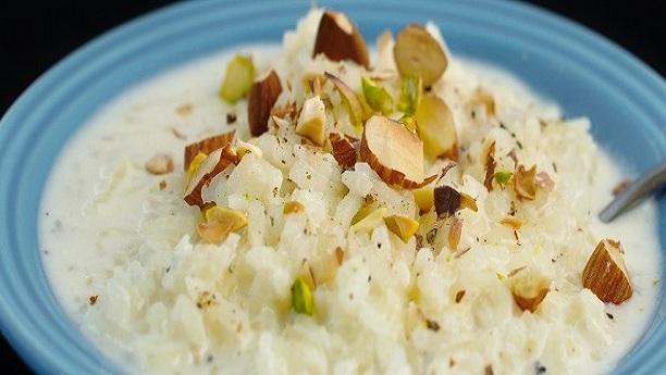 چاول کی کھیر