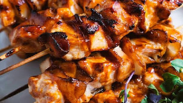چکن باربی کیو اسٹکس