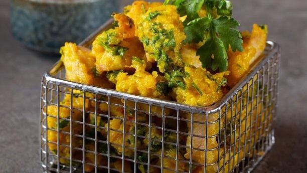 Chicken Bhajia (pakora)