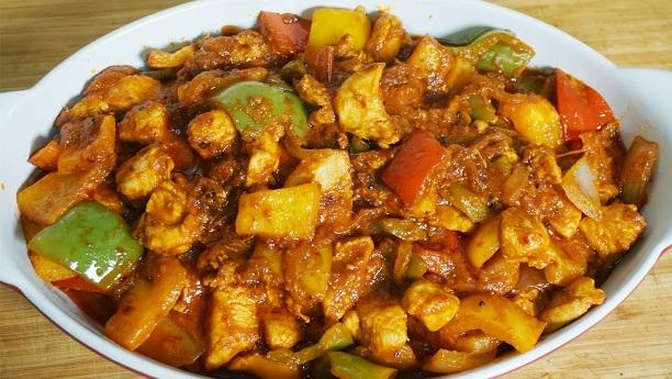 Chicken Jalferezi