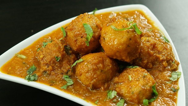 Chicken Koftay