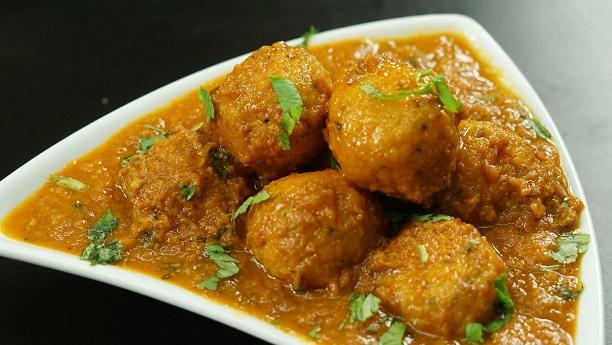 Chicken Koftay