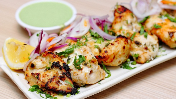 Chicken Malai Tikka