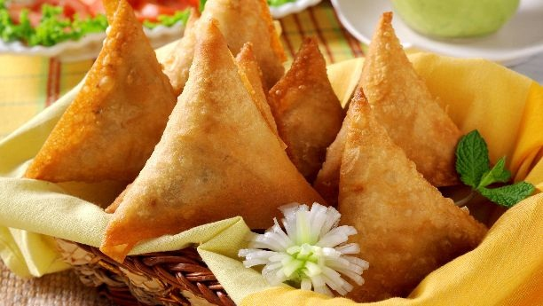 chicken keema samosa recipe by chef