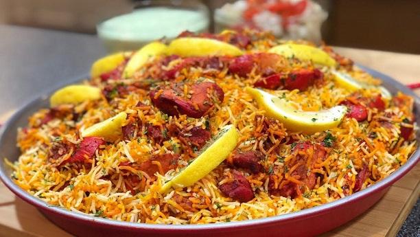 Chicken Tandoori Biryani
