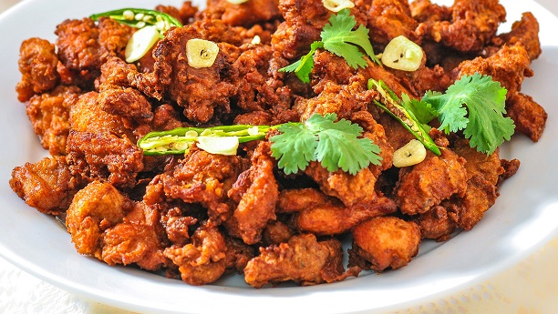 Chilli Chicken (pakistani style) By Chef Fauzia
