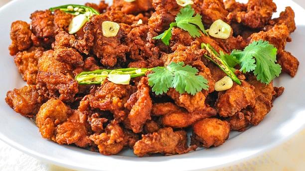 Chilli Chicken (pakistani style) By Chef Fauzia