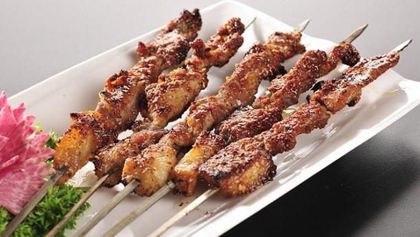 Chinese kebab