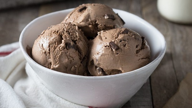 Chocolate Chocolate Chip Ice Cream
