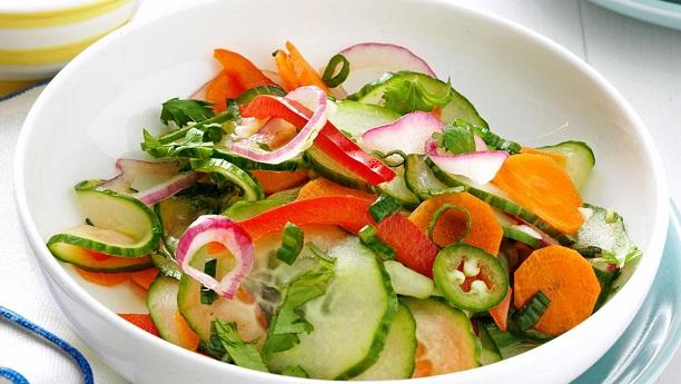 Cucumber Salad (Salata)