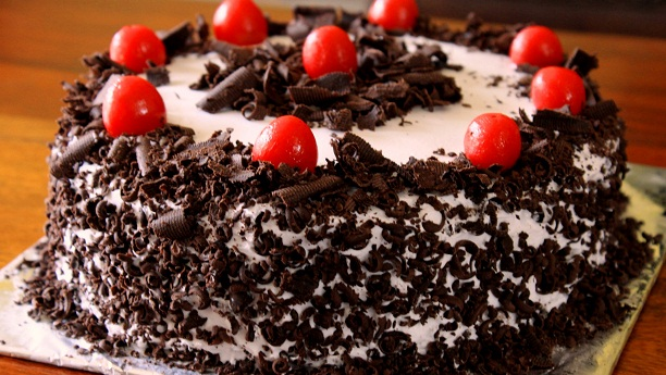 Dark Cake Forest