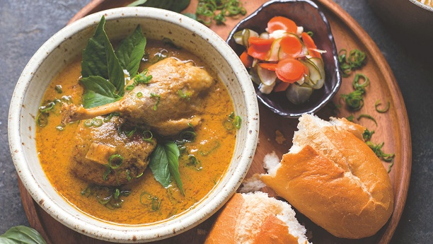 Duck Curry (Batak Vindaloo)