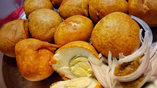 Egg Pakoray