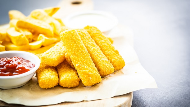 French Style Fried Fish