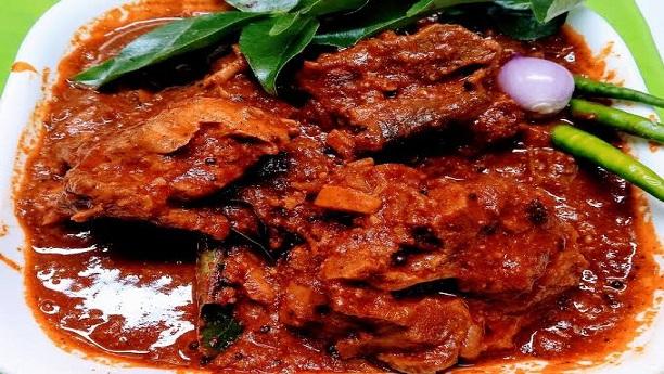 Fry Maharaja Gosht