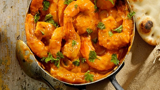 Hot Malayalee Fried prawns