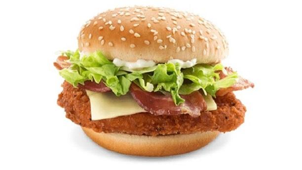 Hot n Spicy Burger