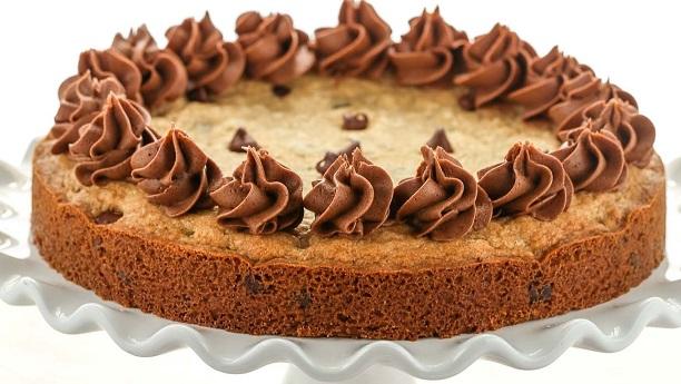 Instant cake