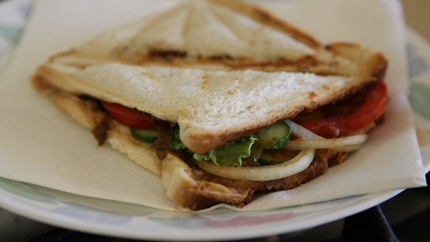Kabab Sandwich