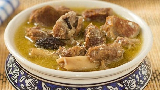 کشمیری روسٹ یخنی