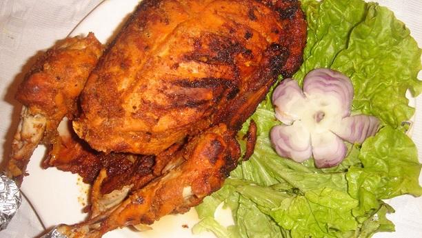 لاہوری چرغہ