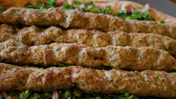 Lebanoni Kabab