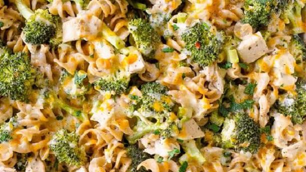 Low Fat Broccoli Casserole