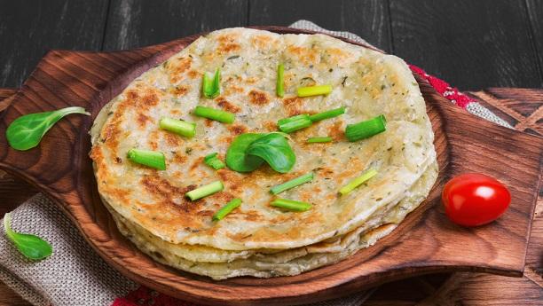 Maize Flour Paratha