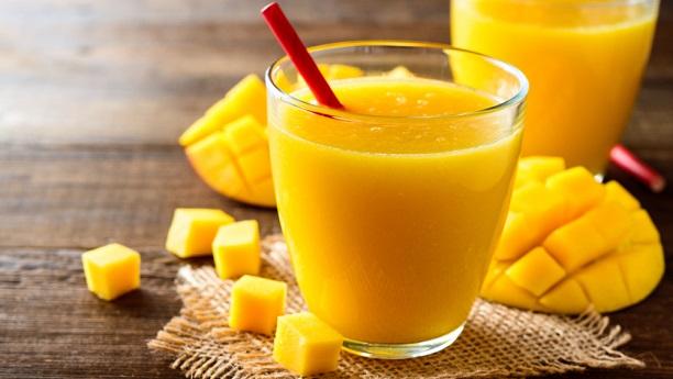 Mango Shake By Chef Fauzia