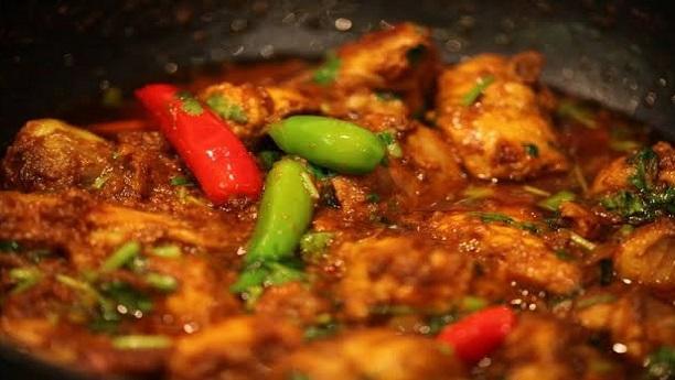 Masalay Dar Chicken
