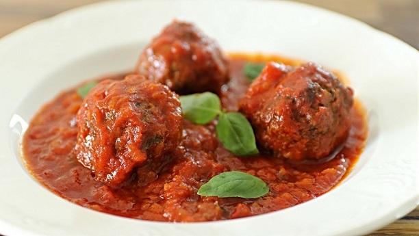 Meat balls in Tomato Sauce (Kofta Tamatar)