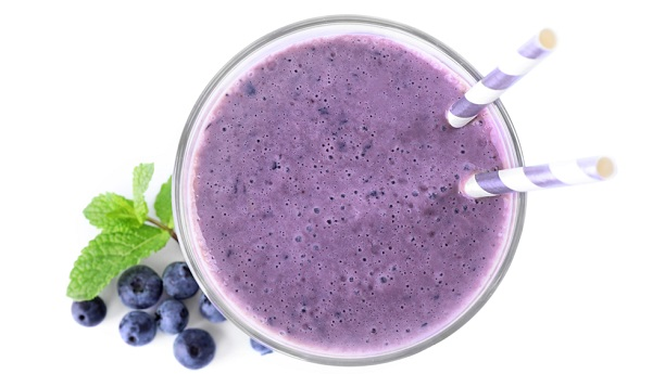 Memory-Boosting Berry Smoothie