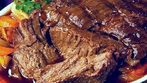 Qandhari Beef Roast