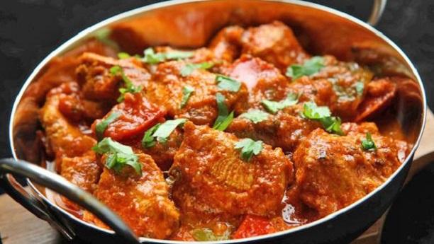 Red Chicken Karahi