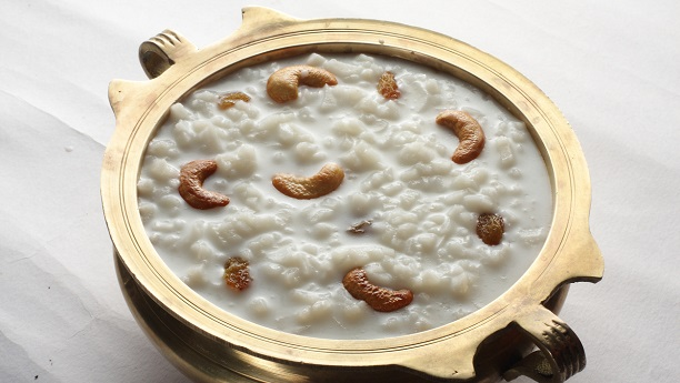 Rice Pudding (Kheer)