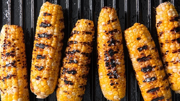 Roast Corn on the Cob